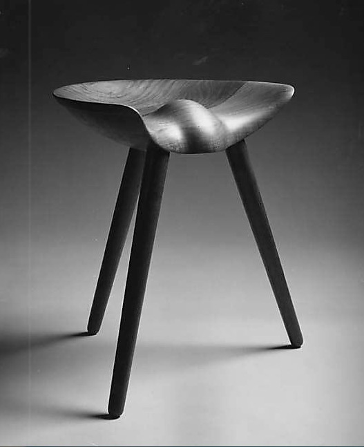 Three-Legged-Stool-by-Mogens-Lassen